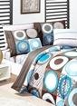 Baysal Tek Kişilik Uyku Seti Mavi